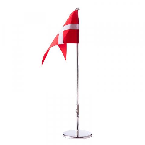 Taufgeschenk: Flaggenstange in verchromt  Modell: 150-81021