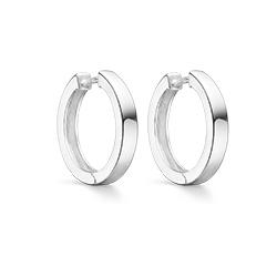 20 mm Støvring Design Kreole in Silber
