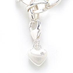 Schön Charms für Armband aus Silber