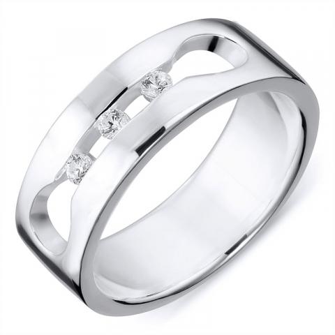 Silberring aus Silber