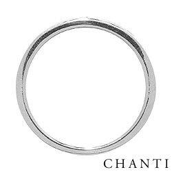 Zirkon Ring aus Silber