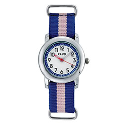 Rosa Club time Kinderuhr A565282S0A